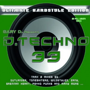 COVER DJP DTECHNO 33 FOR GARY klein