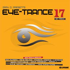 Cover Gary D pres EyE Trance 17 kleiner