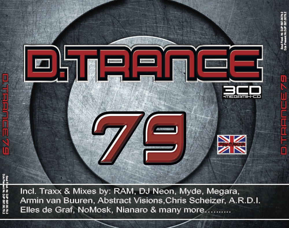 D.Trance 79 (2017)
